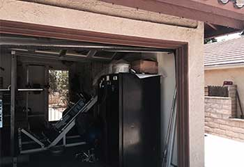 Track Replacement Project | Garage Door Repair San Jose, CA